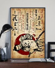 To My Dad - Poster 16x24 Poster lifestyle-poster-2