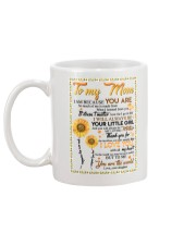 DAUGHTER TO MOM Mug back