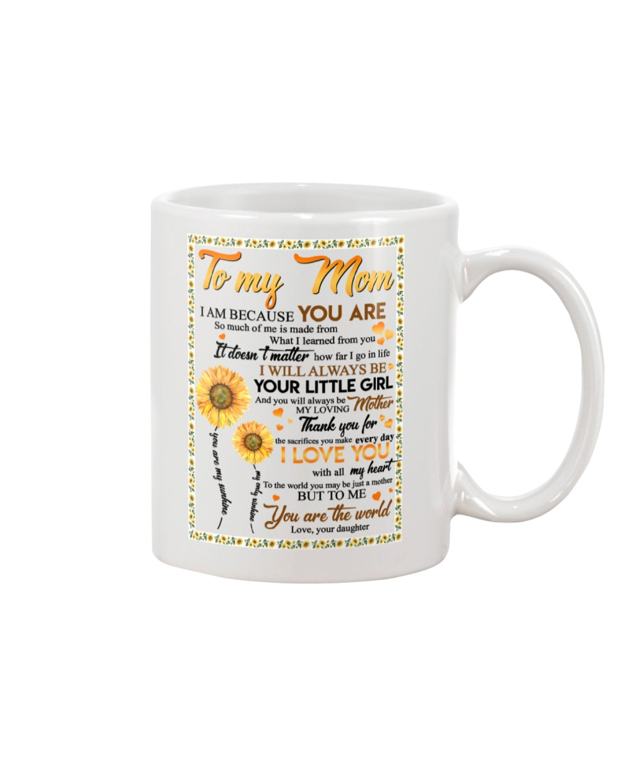 DAUGHTER TO MOM Mug