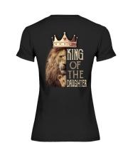 KING OF THE DAUGHTER Premium Fit Ladies Tee thumbnail