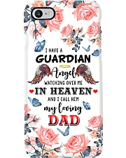 ANGEL DAD - PHONE CASE - DADDY'S GIRL Phone Case i-phone-7-case