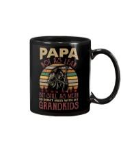 Papa Not as lean But still as mean Mug thumbnail