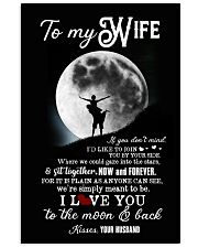 To Wife - Under The Moon - If You Don't Mind 16x24 Poster front