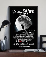 To Wife - Under The Moon - If You Don't Mind 16x24 Poster lifestyle-poster-2