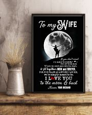 To Wife - Under The Moon - If You Don't Mind 16x24 Poster lifestyle-poster-3