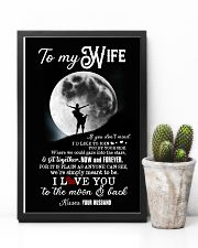 To Wife - Under The Moon - If You Don't Mind 16x24 Poster lifestyle-poster-8