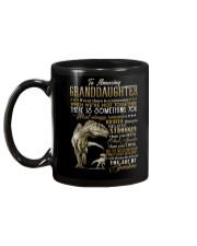 Grandma and Grandpa to Granddaughter - Mug Mug back