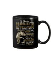 Grandma and Grandpa to Granddaughter - Mug Mug front