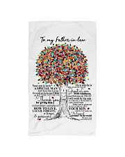 DAUGHTER TO FATHER IN LAW Hand Towel thumbnail