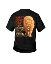 T-SHIRT - TO MY BONUS DAD - FATHER'S DAY Youth T-Shirt thumbnail