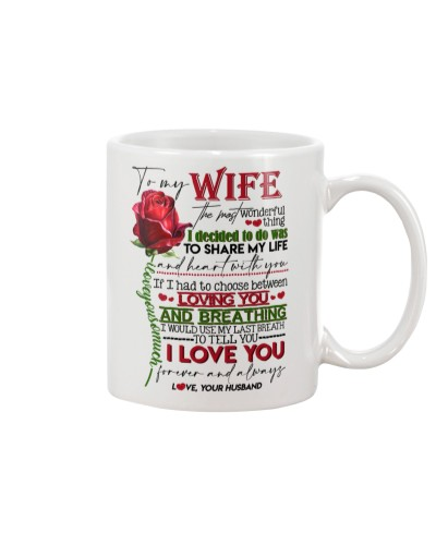 TO MY WIFE - ROSE - I LOVE YOU