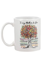 DAUGHTER TO MOTHER IN LAW Mug back