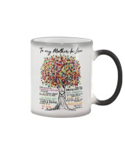 DAUGHTER TO MOTHER IN LAW Color Changing Mug thumbnail