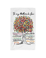 DAUGHTER TO MOTHER IN LAW Hand Towel thumbnail