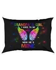 Angel Grandpa  - I Used To Be His Angel Rectangular Pillowcase back