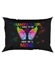 Angel Grandpa  - I Used To Be His Angel Rectangular Pillowcase front
