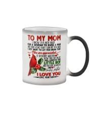 SON TO MOM Color Changing Mug thumbnail