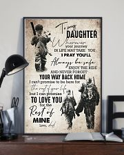 Daughter - Hunting - Wherever Your Journey In 16x24 Poster lifestyle-poster-2