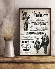 Daughter - Hunting - Wherever Your Journey In 16x24 Poster lifestyle-poster-3