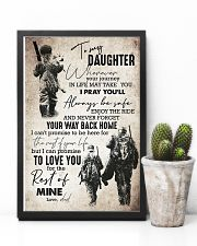 Daughter - Hunting - Wherever Your Journey In 16x24 Poster lifestyle-poster-8