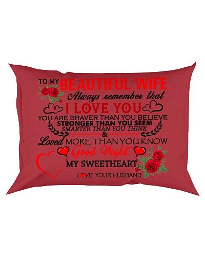 TO MY BEAUTIFUL WIFE