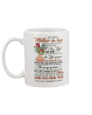 TO MY MOTHER-IN-LAW - KING PROTEA Mug back