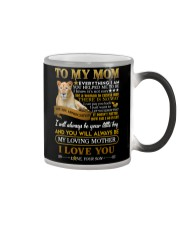 MUG - TO MY MOM - LIONESS - YOU ARE APPRECIATED Color Changing Mug thumbnail