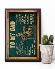 To My Dad - Horse Riding - Poster 16x24 Poster lifestyle-poster-8