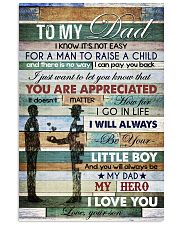 To My Dad - Vinatage - Poster 16x24 Poster front