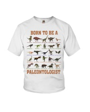 BORN TO BE - DINOS - SCHOOL Youth T-Shirt front