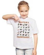 BORN TO BE - DINOS - SCHOOL Youth T-Shirt lifestyle-youth-tshirt-front-2
