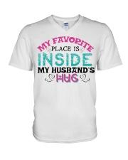 WIFE T-SHIRT V-Neck T-Shirt thumbnail