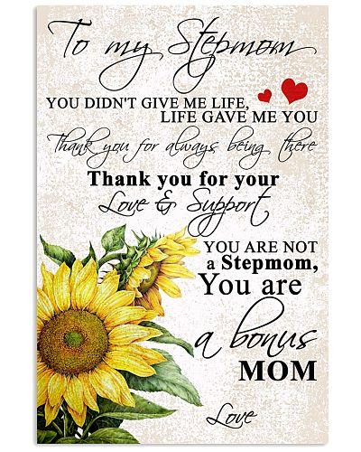 TO MY STEPMOM