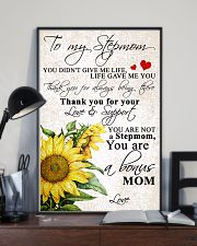 TO MY STEPMOM 11x17 Poster lifestyle-poster-2