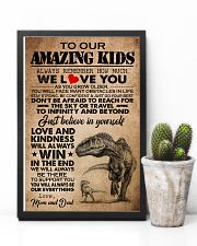 MOM AND DAD TO KIDS 16x24 Poster lifestyle-poster-8