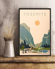 Yosemite Park - Poster 16x24 Poster lifestyle-poster-3