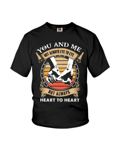 HUSBAND AND WIFE - COUPLE T-SHIRT