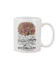 DAUGHTER TO FATHER IN LAW Mug front