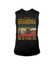 GRANDMA AND GRANDCHILDREN - TSHIRT Sleeveless Tee thumbnail