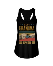 GRANDMA AND GRANDCHILDREN - TSHIRT Ladies Flowy Tank thumbnail