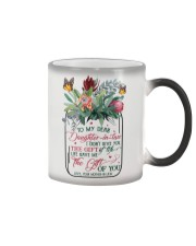 To My Daughter-in-law - Protea - Gift of Life Color Changing Mug thumbnail