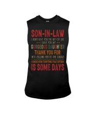 T-SHIRT - SON-IN-LAW - VINTAGE - CIRCUS Sleeveless Tee thumbnail
