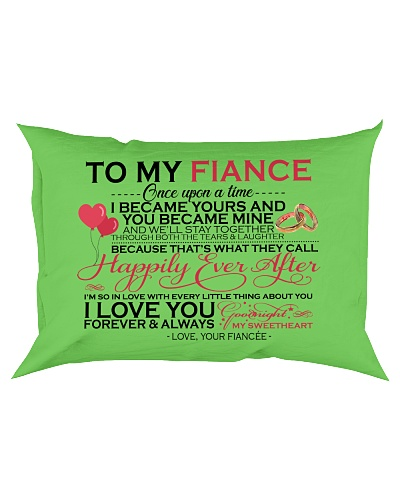 TO MY FIANCE