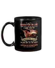 To My Daughter-in-law - Dragon - Circus - Mug Mug back