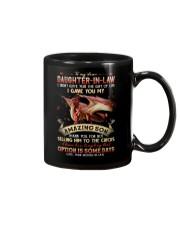 To My Daughter-in-law - Dragon - Circus - Mug Mug front