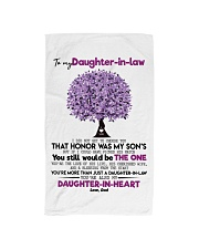 DAD TO DAUGHTER IN LAW Hand Towel thumbnail
