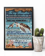 MAM TO DAUGHTER 16x24 Poster lifestyle-poster-8