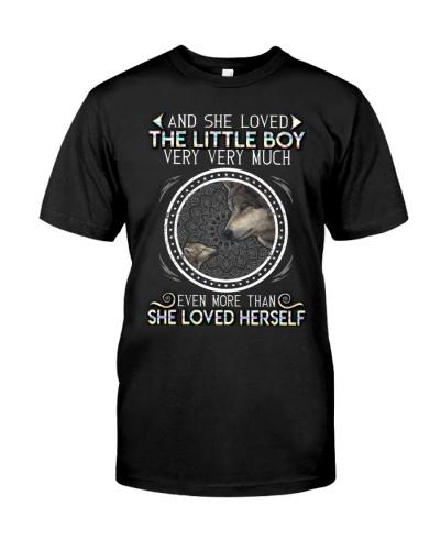 SON - WOLVES - LOVE LITTLE BOY