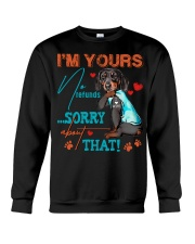 HUSBAND T-SHIRT Crewneck Sweatshirt thumbnail