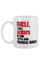UNCLE Mug back